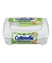 Cottonelle Gentle Care Flushable Moist Wipes