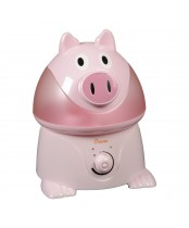 Crane Adorables Children's Pig Humidifier