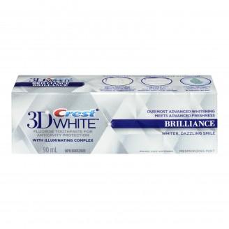 Crest 3D White Brilliance Fluoride Toothpaste