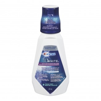 Crest 3D White Multi-Care Whitening Oral Rinse
