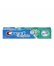 Crest Complete Whitening Plus Scope Toothpaste