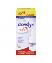 Cromolyn Eye Drops