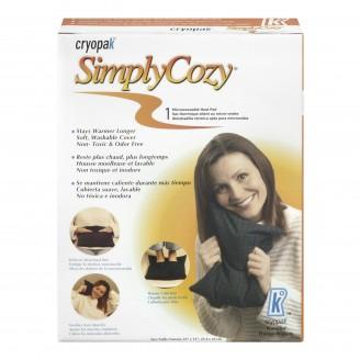 Cryopak Simply Cozy Microwaveable Heat Pad