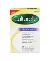 Culturelle Probiotic Digestive Health Supplement Capsules