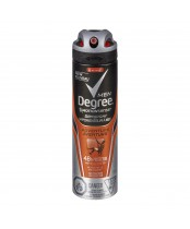 Degree Men Adventure Motion Sense Dry Spray 48Hr Protection