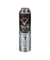 Degree Men Everest Motion Sense Dry Spray 48Hr Protection