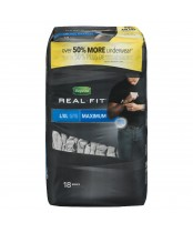 Depend Real Fit Large/X-Large Maximum Underwear