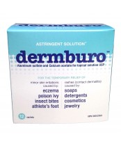 Dermburo Aluminum Sulfate and Calcium Acetate Topical Solution