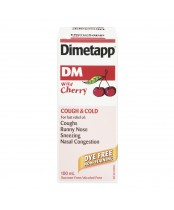 Dimetapp DM Dye Free Cough and Cold