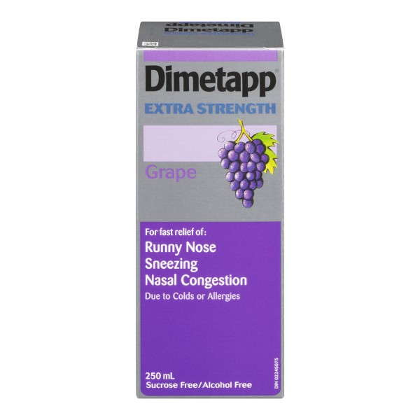 Buy Dimetapp Extra Strength In Canada Free Shipping