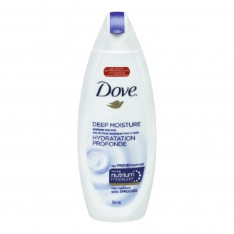 Dove Deep Moisture Body Wash with Nutrium Moisture