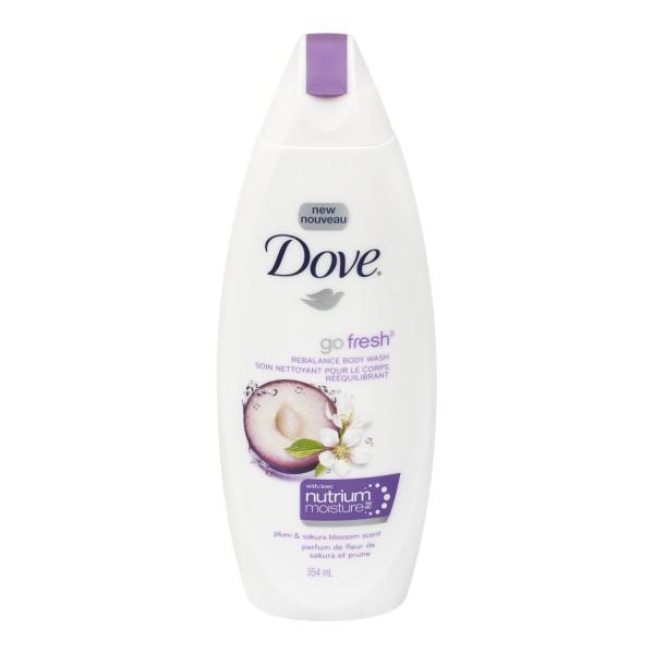 Buy Dove Go Fresh Rebalance Body Wash With Nutrium