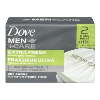 Dove Men + Care Body & Face Bar