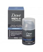 Dove Men + Care Hydrate+ Face Lotion
