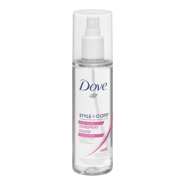 Buy Dove Style Care Extra Hold Hair Spray In Canada