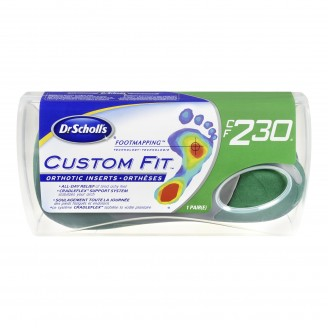 Dr. Scholl's Custom Fit Orthotic Inserts
