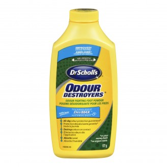 Dr. Scholl's Odour Destroyers All Day Deodorant Powder