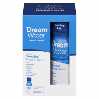 Dream Water Zero Calorie Natural Sleep Aid Drink