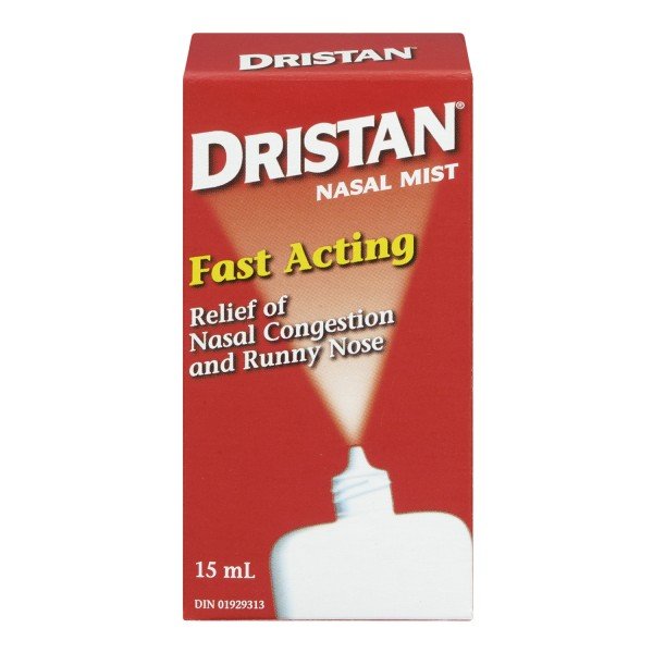 Buy Dristan Fast Acting Nasal Mist In Canada Free