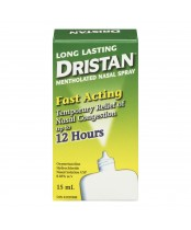 Dristan Long Lasting Mentholated Nasal Spray