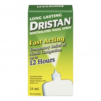 Buy Dristan Long Lasting Mentholated Nasal Spray In Canada