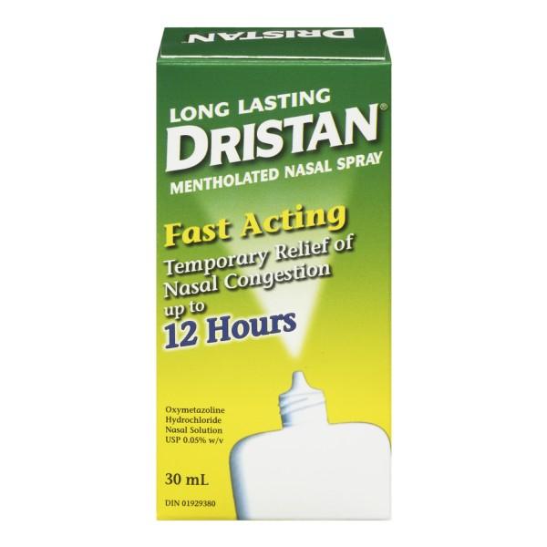 Buy dristan long lasting mentholated nasal spray in canada