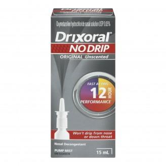 Drixoral No Drip Original Nasal Spray
