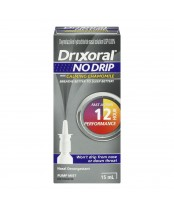Drixoral No Drip with Calming Chamomile