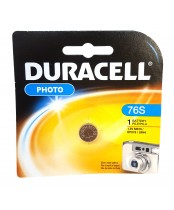 Duracell Photo Silver Oxide Battery