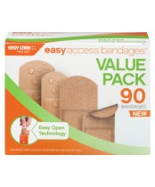 Easy Access Bandages Value Pack