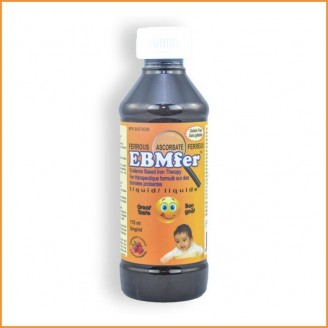 EBMfer Iron Therapy Absorption Liquid