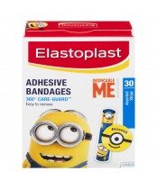 Elastoplast Dispicable Me Adhesive Bandages