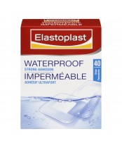 Elastoplast Waterproof Strips