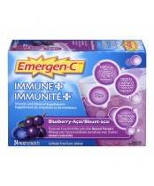 Emergen-C Immune Plus Effervescent Powder