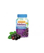 Emergen-C Immune Plus Elderberry Gummies