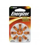 Energizer EZ Turn 'n Lock Size 13 Hearing Aid Battery
