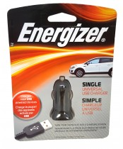 Energizer Single Universal USB Car Charger