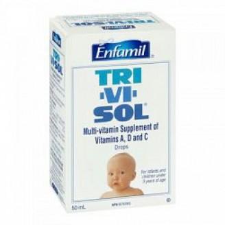 Enfamil Tri-Vi-Sol Drops
