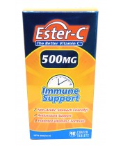 Ester-C Immune Support Coated Tablets