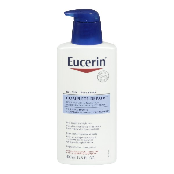 Buy Eucerin Complete Repair Intensive Lotion With 5 Urea