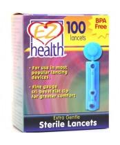 EZ Health Oracle Blood Glucose Sterile Lacets