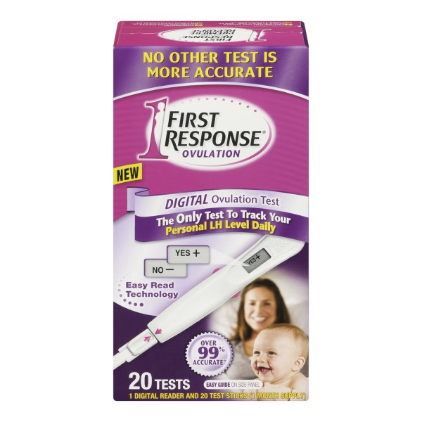 Buy First Response Digital Ovulation Test In Canada Free