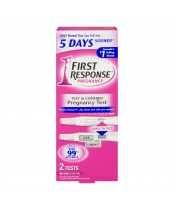 First Response Test & Confirm Pregnancy Test