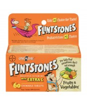 One A Day The Flintstones Chewable Vitamins with Extra Vitamin C