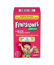 Flintstones Complete Multivitamins Chewable Tablets - 80's