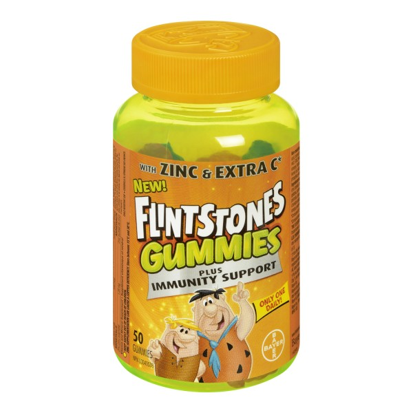 One A Day The Flintstones Gummies Plus Immunity Support