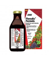 Floradix Liquid Iron and Vitmains Formula