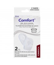 Formedica Comfort Heel Spur Cushions With Removable Plug Large