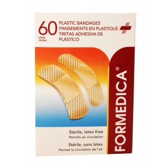 Formedica Plastic Bandages