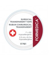 Formedica Surgical Transparent Tape 1 Inch